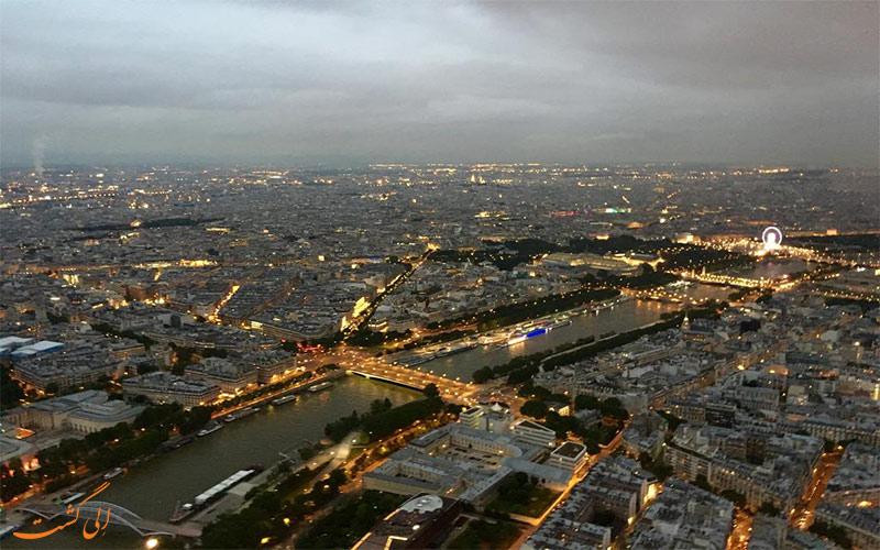 هتل ابریال پاریس Hôtel Abrial- الی گشت پاریس