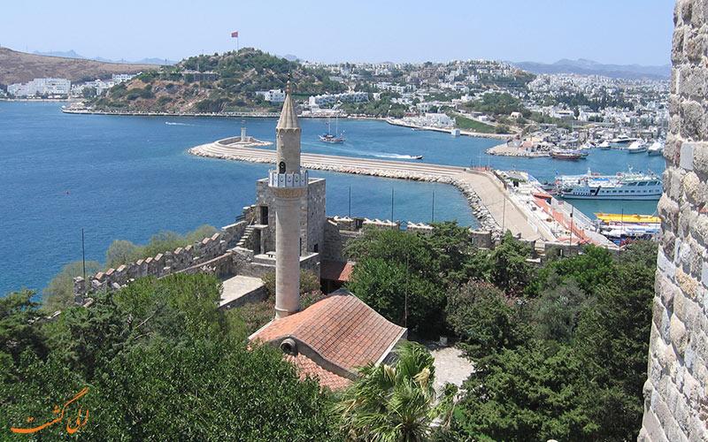 شهرهای زیبای ترکیه