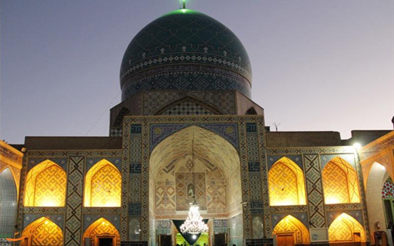 بقعه امامزاده محمد صالح