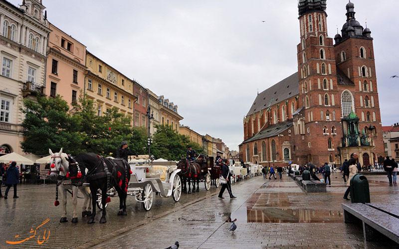 پایتخت لهستان