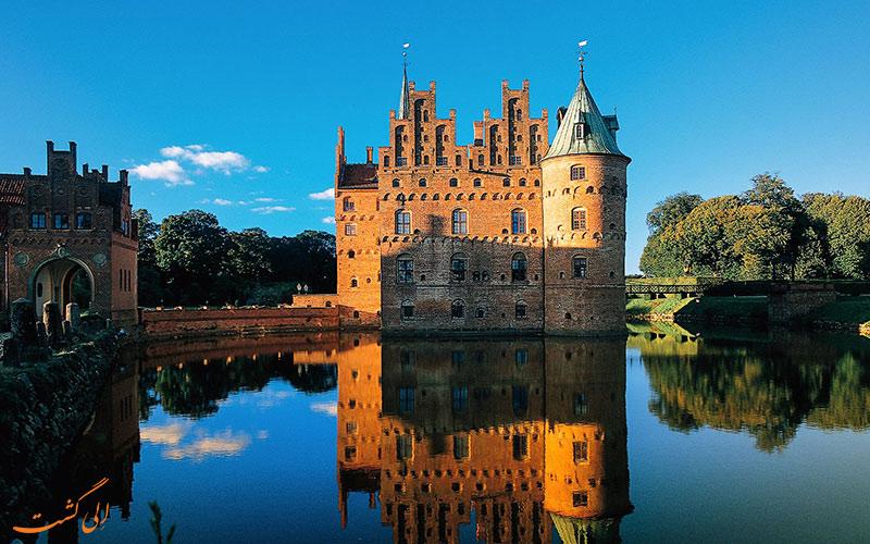 جاذبه های تاریخی دانمارک