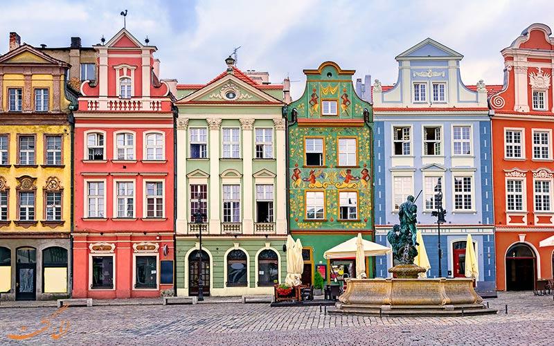 جاذبه های لهستان