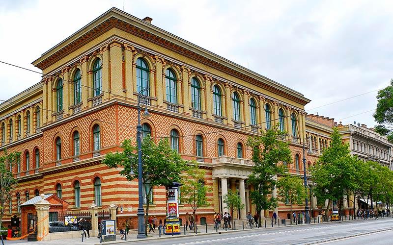 بهترین دانشگاه های مجارستان