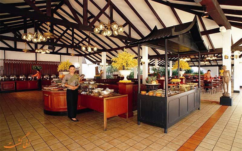 امکانات تفریحی هتل ایندرا ریجنت بانکوک