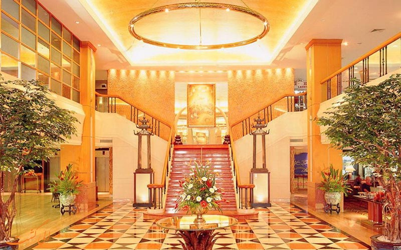 هتل ایندرا ریجنت بانکوک Indra Regent Hotel
