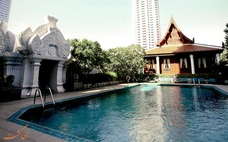 امکانات تفریحی هتل ایندرا ریجنت بانکوک - استخر
