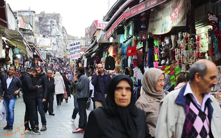 امنیت در شهر استانبول ترکیه