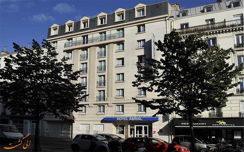 هتل ابریال پاریس Hôtel Abrial- الی گشت