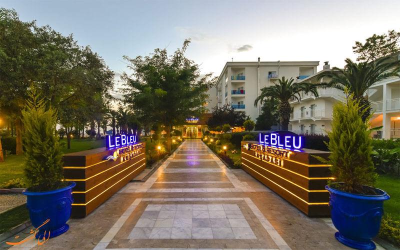 هتل له بلو کوش آداسی Le Bleu Hotel & Resort