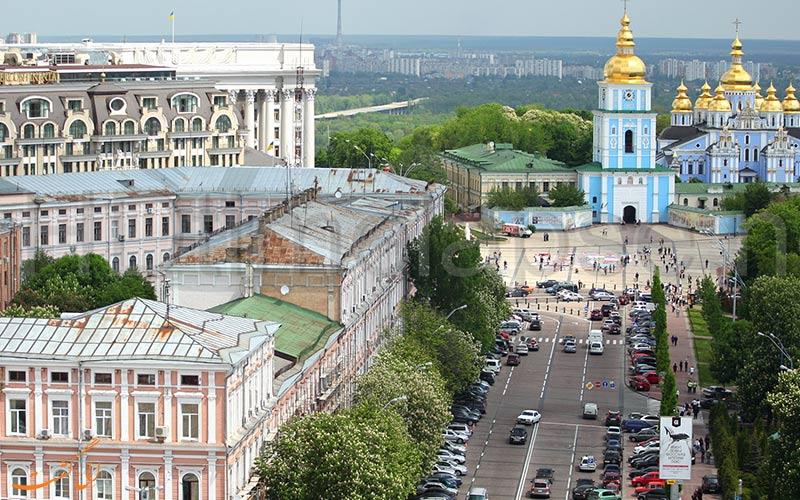 پایتخت اوکراین