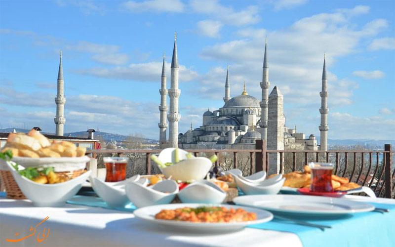 هتل ارزان استانبول