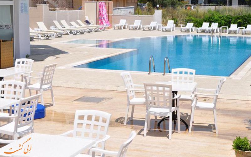 امکانات تفریحی هتل پالاس آنتالیا