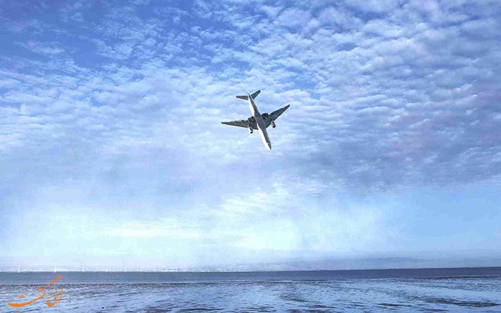 معماهای صنعت هواپیمایی در برمودا