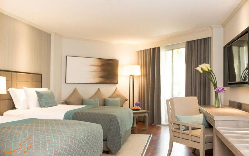 انواع اتاق های هتل آوانی پاتایا