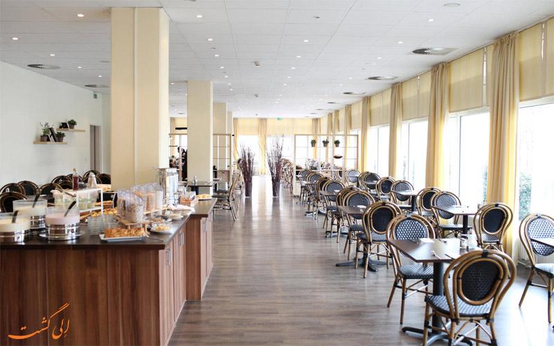 امکانات تفریحی هتل آزیموت جنوب شهر برلین