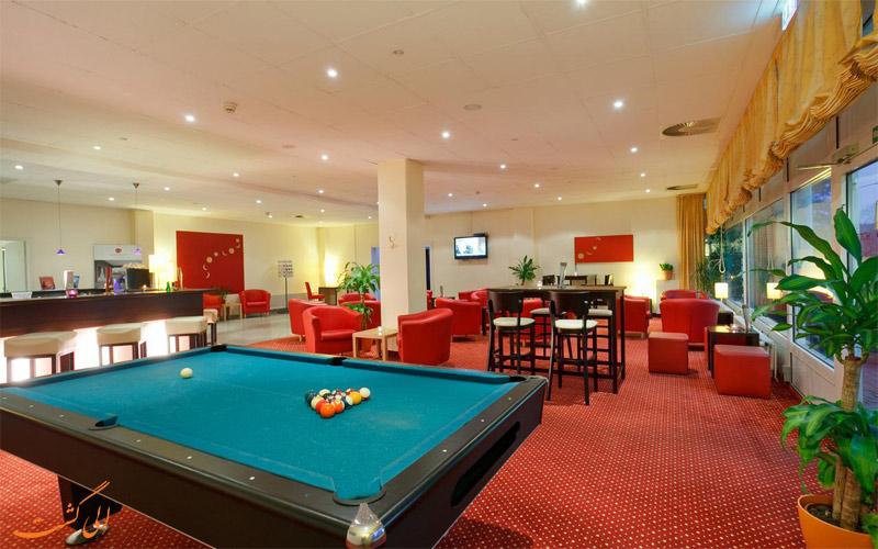 هتل آزیموت جنوب شهر برلین Azimut Hotel Berlin City South