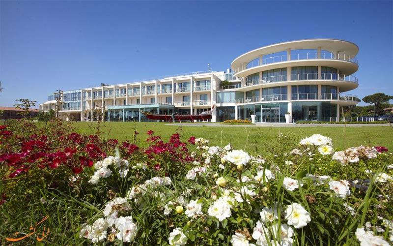 هتل ابیتالیا تاور پلازا پیزا Abitalia Tower Plaza