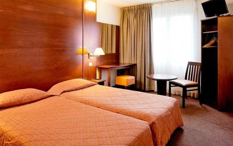 انواع اتاق های هتل ابریال پاریس