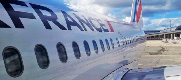 معرفی شرکت هواپیمایی ایر فرانس