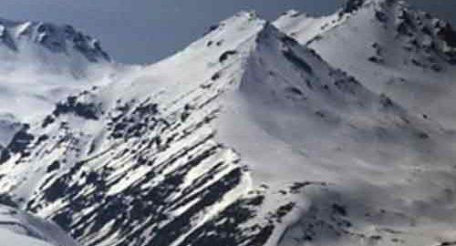قله آراگاتس بلندترین کوه ارمنستان