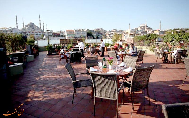 هتل آرمادا استانبول