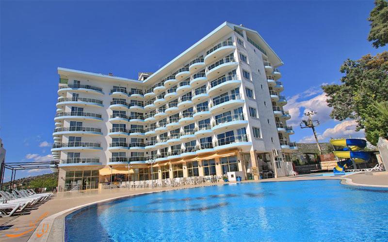 هتل آرورا کوش آداسی Arora Hotel