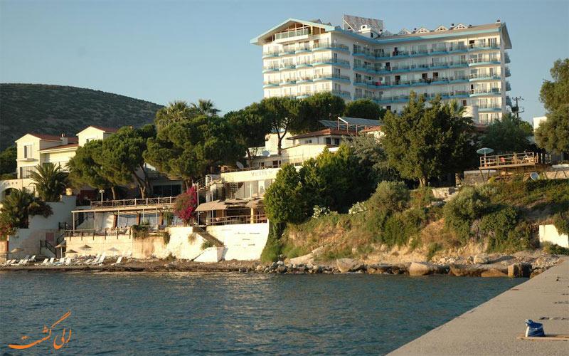 Arora Hotel Kusadasi- eligasht.com هتل آرورا کوش آداسی