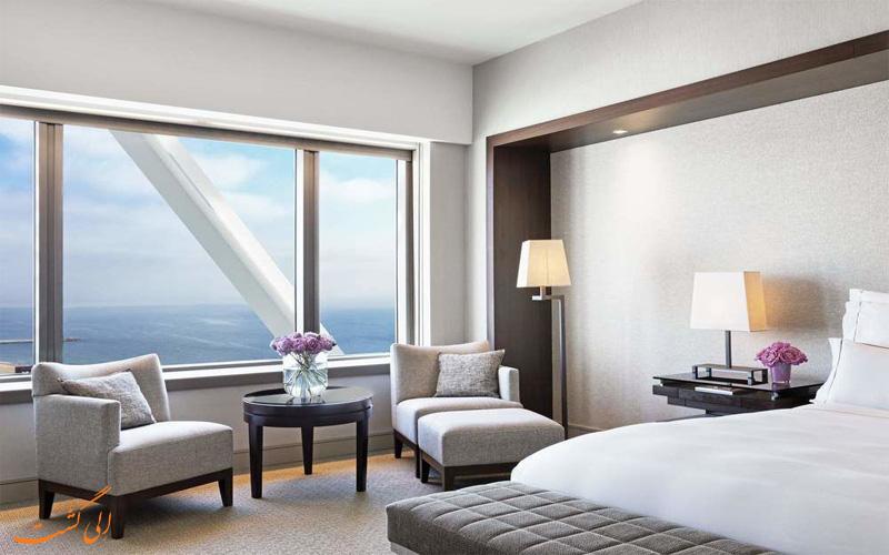 امکانات اتاق های هتل آرتس بارسلونا