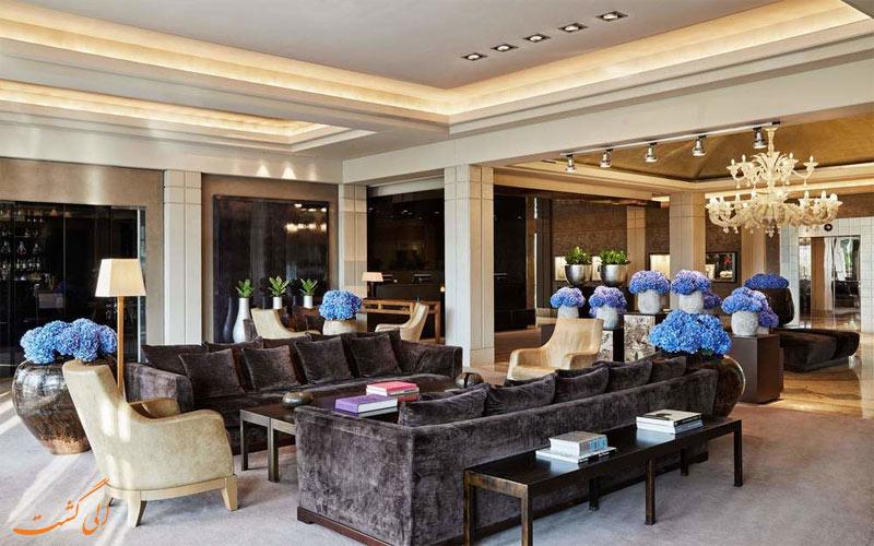 هتل آرتس بارسلونا Hotel Arts