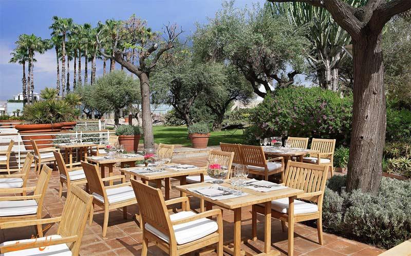 امکانات تفریحی هتل آرتس بارسلونا- رستوران