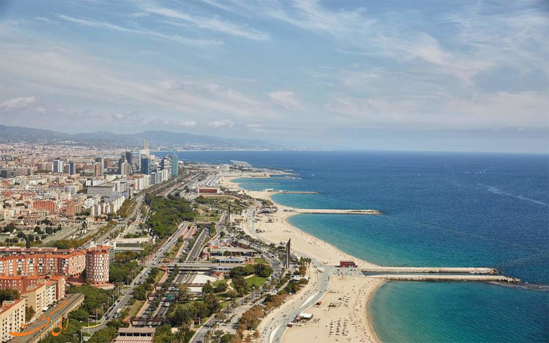 Arts Barcelona- eligasht.com ساحل