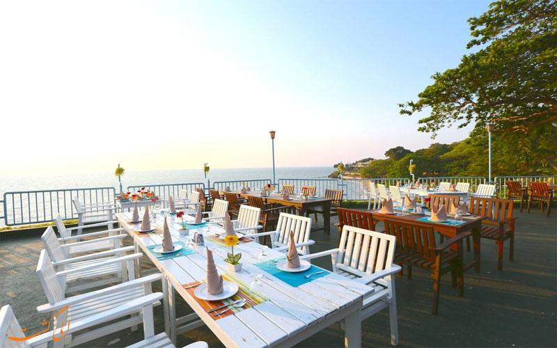 Asia Pattaya Hotel- eligasht.com رستوران