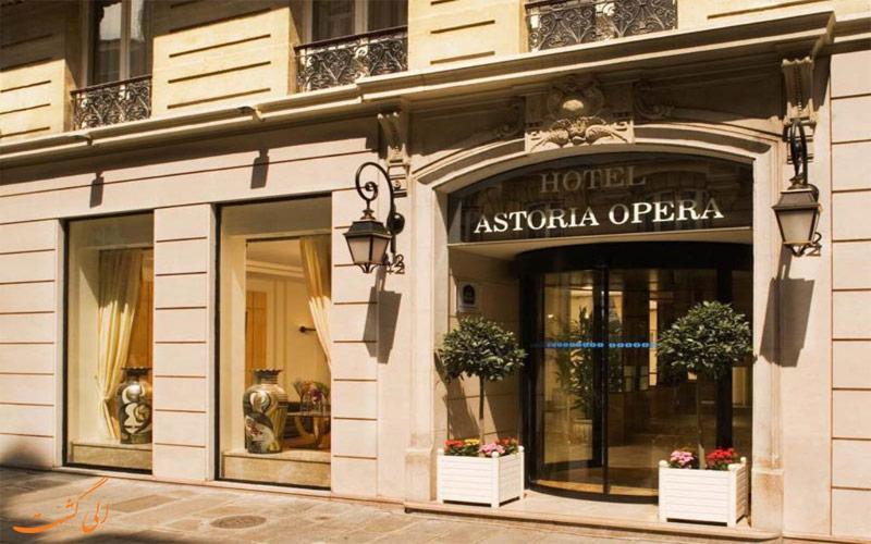 هتل آستوریا پاریس Hotel Astoria - Astotel