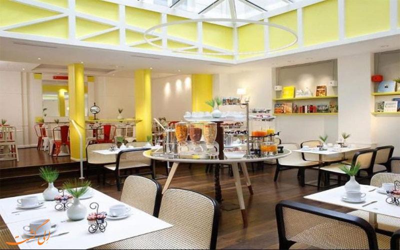 امکانات تفریحی هتل آستوریا پاریس