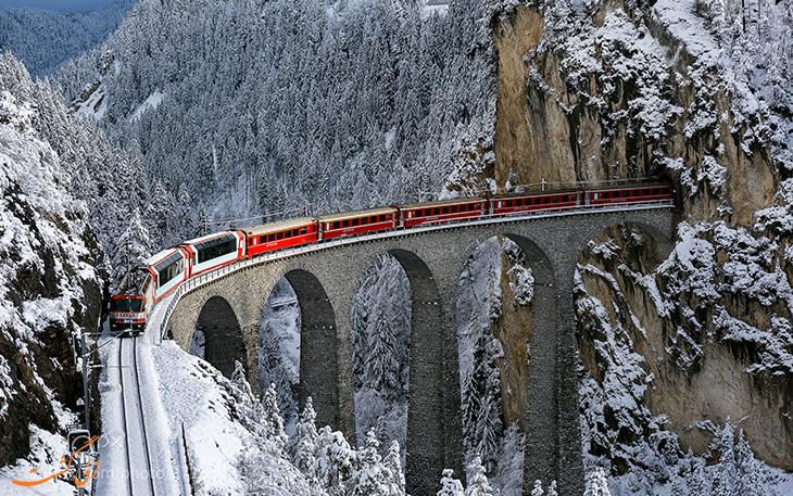 قطار سریع السیر برنینا
