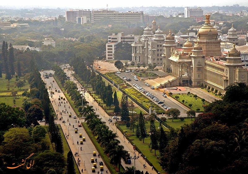 بهترین شهرهای هند برای تحصیل | بنگلور