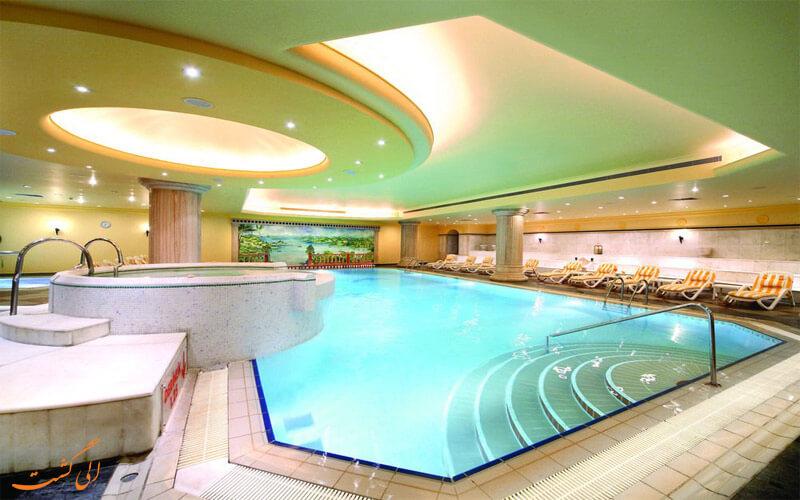 امکانات تفریحی هتل بارسلو ارسین توپکاپی استانبول