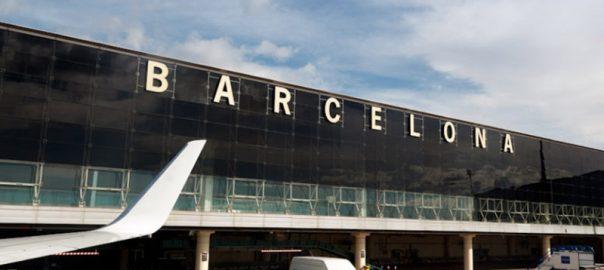 معرفی فرودگاه بین المللی بارسلونا