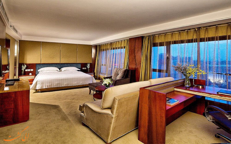 انواع اتاق های هتل بیجینگ اینترنشنال پکن