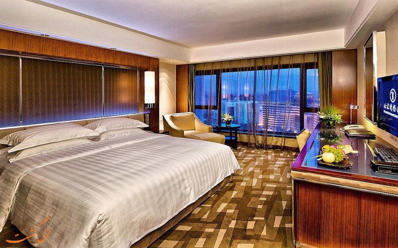 امکانات اتاق های هتل بیجینگ اینترنشنال پکن