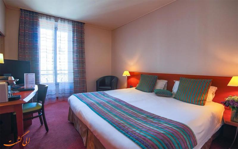 انواع اتاق های هتل بست وسترن روزولت نیس