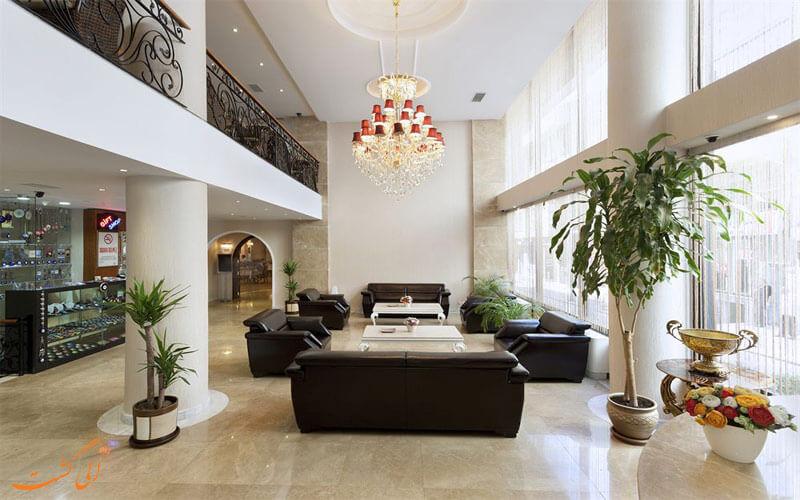 هتل بلک برد استانبول Black Bird Hotel
