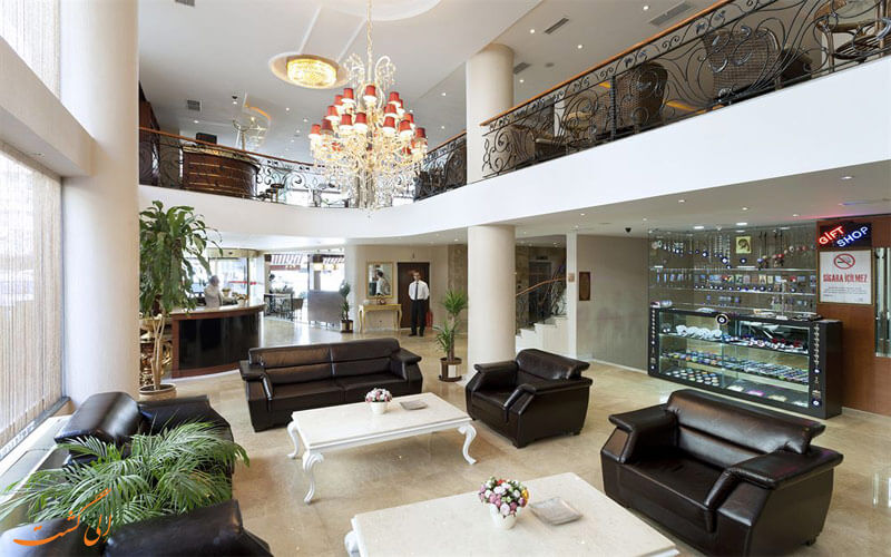 هتل های 4 ستاره استانبول-هتل بلک برد استانبول