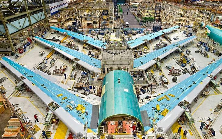 کارخانه هواپیماسازی بوئینگ