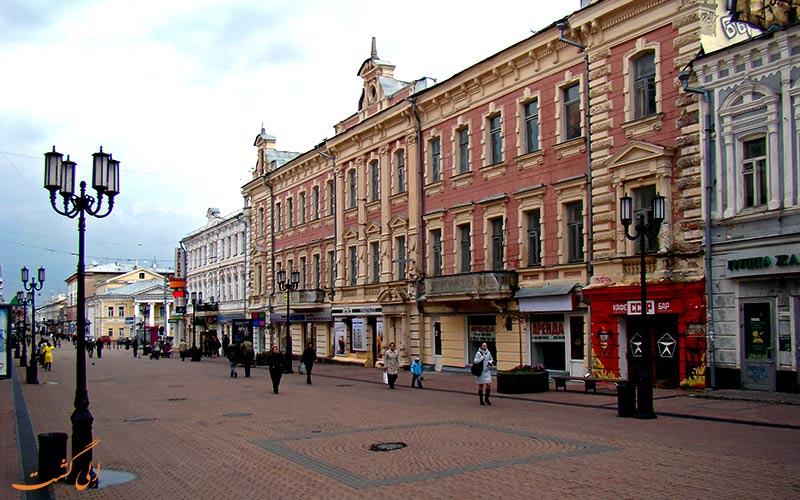 خیابان بولشایا پوکروسکایا