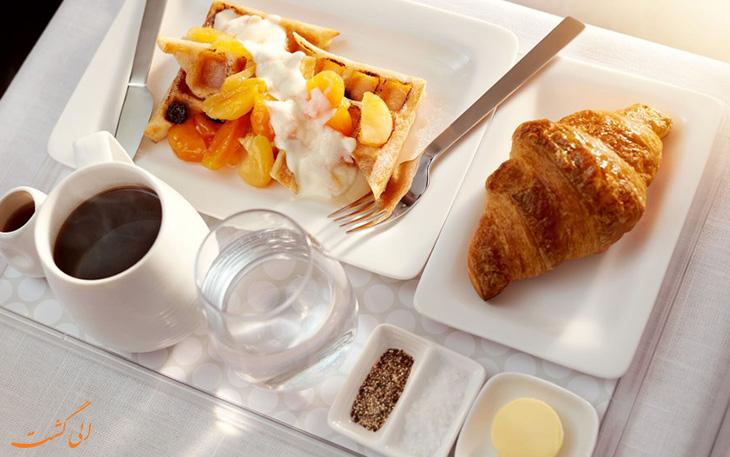 غذای ایرنیوزلند