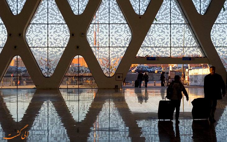 حمل و نقل فرودگاه منارای مراکش