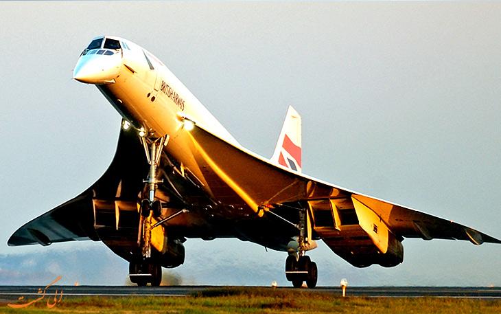 هواپیماهای معروف جهان