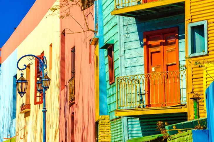 خیابان کامینیتو آرژانتین