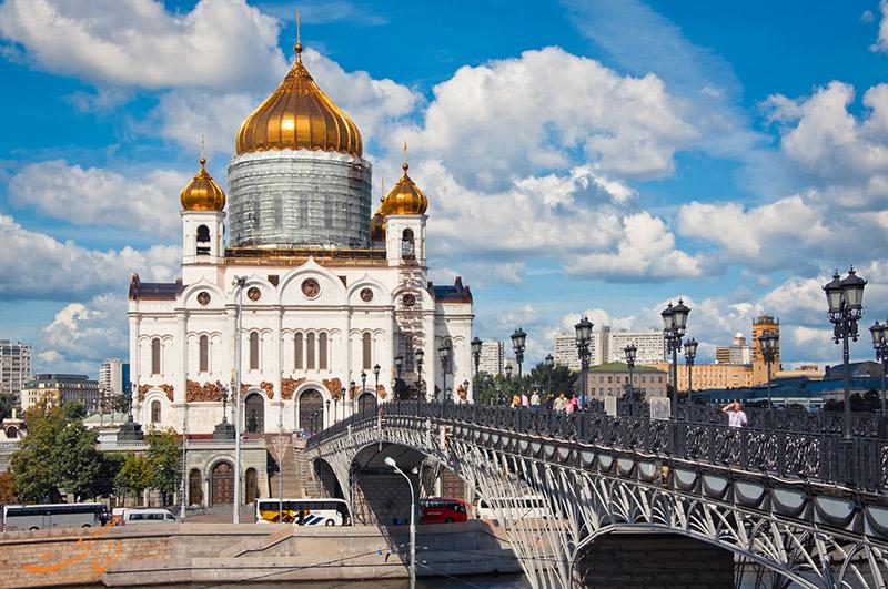 کلیسای مسیح ناجی مسکو